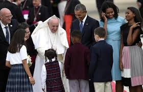 Washington DC recebe visita do Papa Francisco
